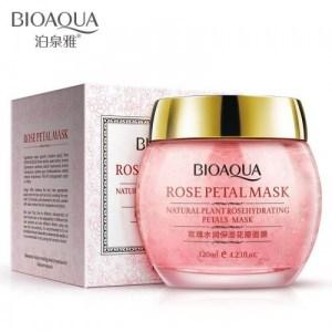 BIOAQUA-ROSE PETAL MASK