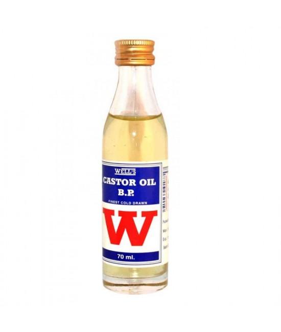Well's Castor Oil - 70ml