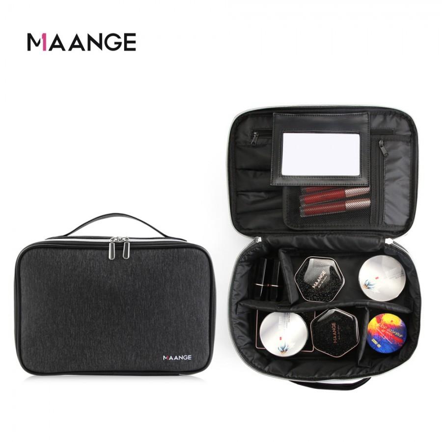 Maange Makeup Brush Bag