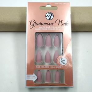 W7 Glamorous Nails Nude With Attitude