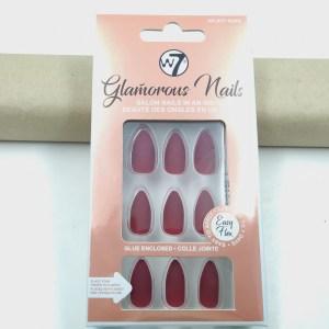 W7 Glamorous Nails Velevt Rope