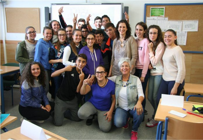El servicio de Igualdad de la Diputación ha puesto en marcha un programa formativo y de sensibilización para alumnado de tercer ciclo de primaria, ESO y Bachillerato, llamado 'Rodaje con G'