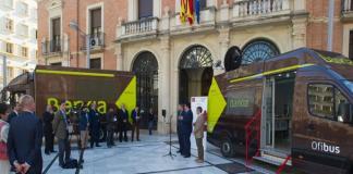 """Proyecto """"Ofibus"""" de Bankia"""
