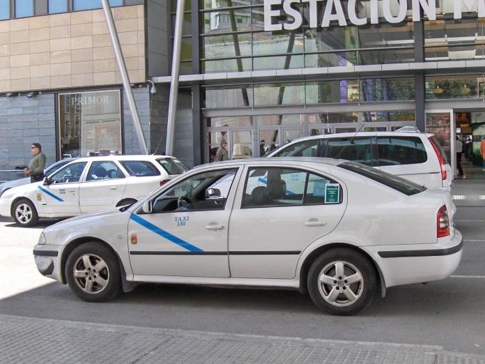 Wifi en los taxis de Málaga