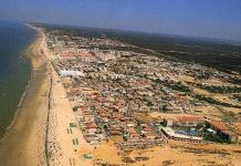 Enclave costero onubense de Matalascañas