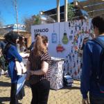 Mesa informativa en La Alameda para reivindicar los derechos del consumidor