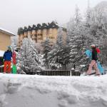 El incremento de nieve resulta especialmente favorable de cara a Semana Santa, último gran periodo vacacional de la temporada invernal.