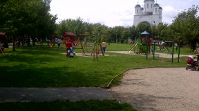 Resita children Park