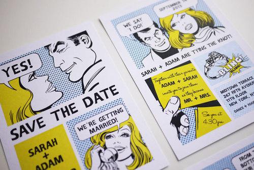 Contoh Undangan Pernikahan Lucu Unik Persiapan Pernikahan