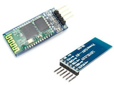 Bluetooth HC05 Maestro Esclavo UART TTL Arduino