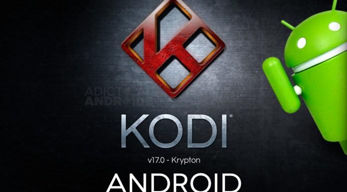 utilizar Kodi en android
