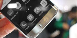 pantalla del móvil a blanco y negro