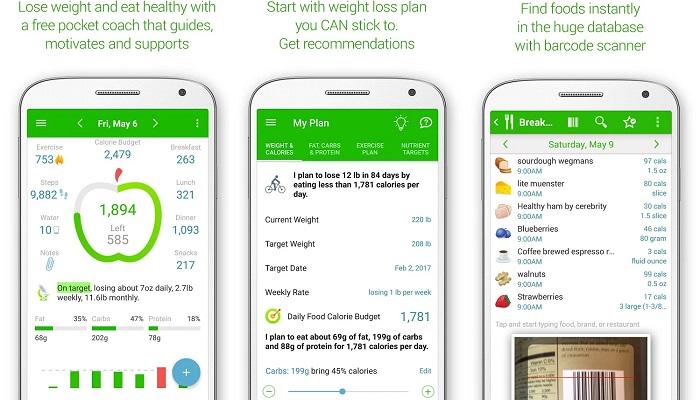 app para Bajar de Peso