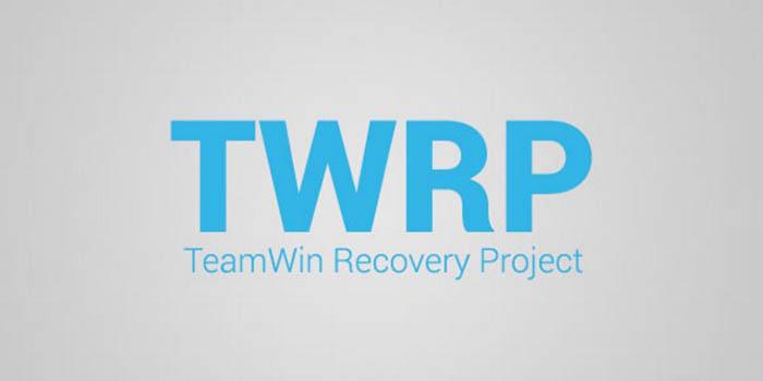 Instalar TWRP en smartphone Android