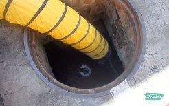 Para ingresar a los túneles se necesitan dispersar los gases y entrar con personal del manejo de emergencias.