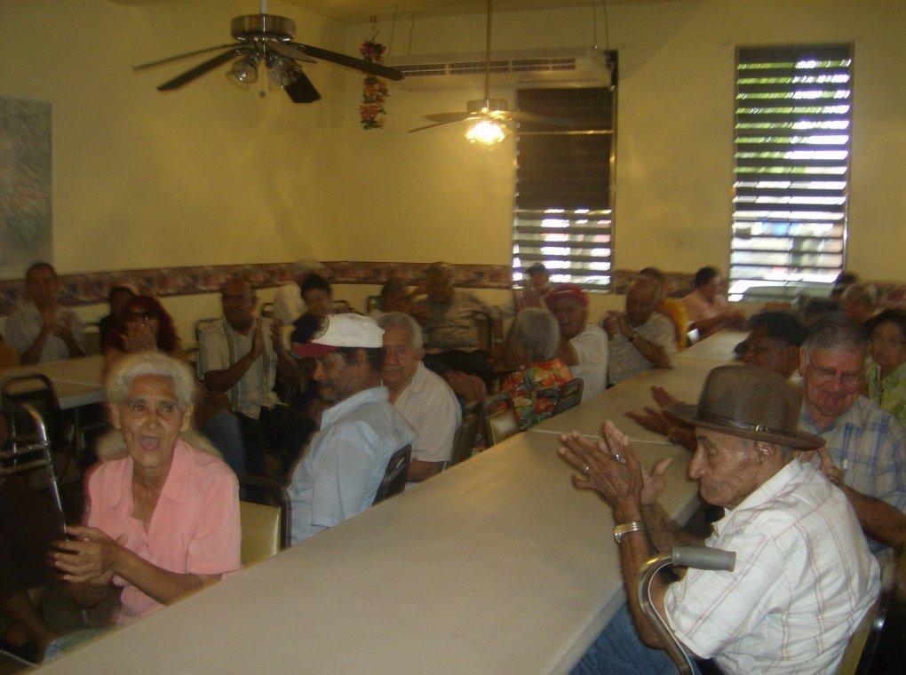 Centro Renacer con Club de Voluntarios
