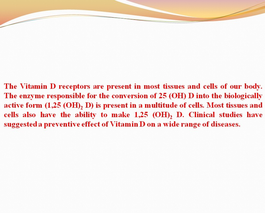 The Essence of Vitamin D – Adidarwinian 11