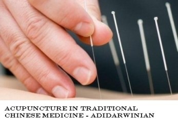 Acupuncture in Traditional Chinese Medicine - Adidarwinian