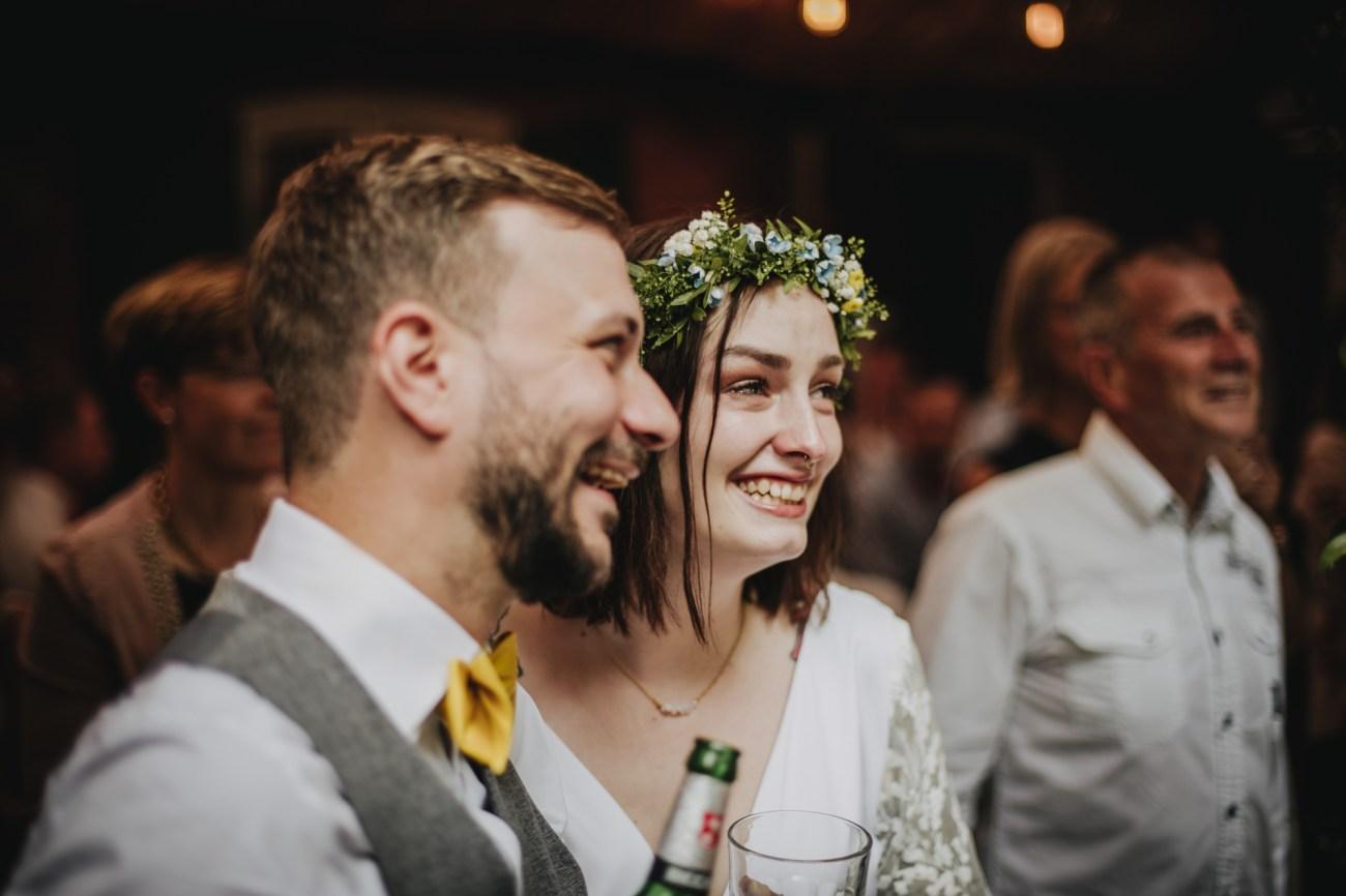 Brautpaar Hochzeit im Club Grüner Jäger in Hamburg