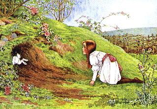 Alice - Rabbit Hole