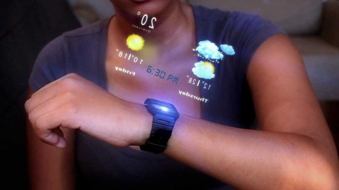 Hologram watches