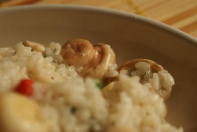 orez cu ciuperci 12
