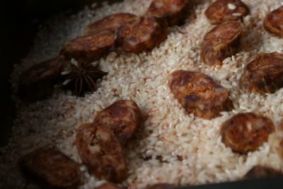 arroz con carne i verduras 06