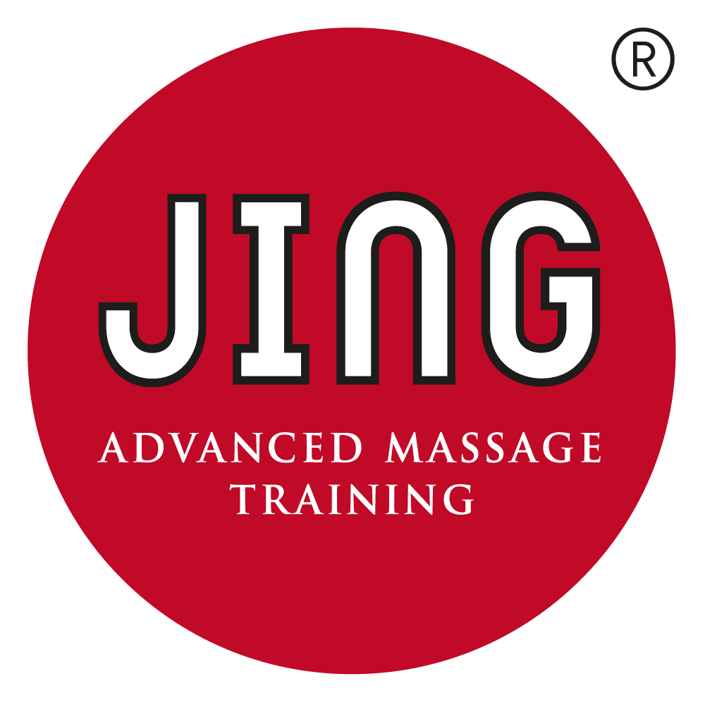 Jing Advanced School of Massage Logo