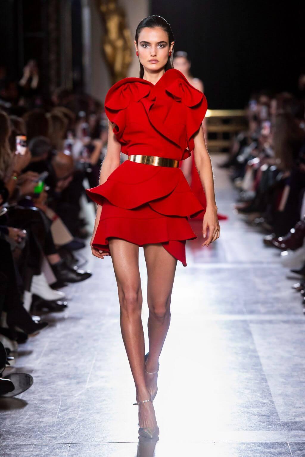 Elie Saab Couture Spring Summer 2019 01