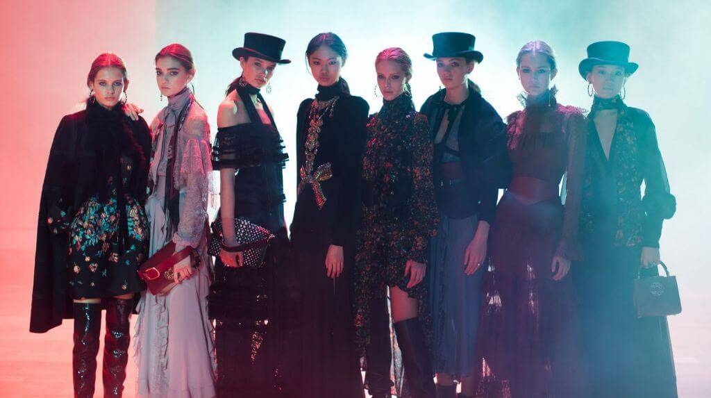 Elie Saab Ready To Wear Autumn Winter 2018 2019 Video Cover