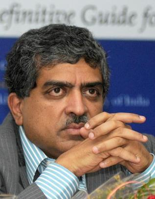 Identity authentication at banks, gas connection centres or while providing rural jobs will just be an SMS away, said Unique Identification Authority chief Nandan Nilekani on Saturday.