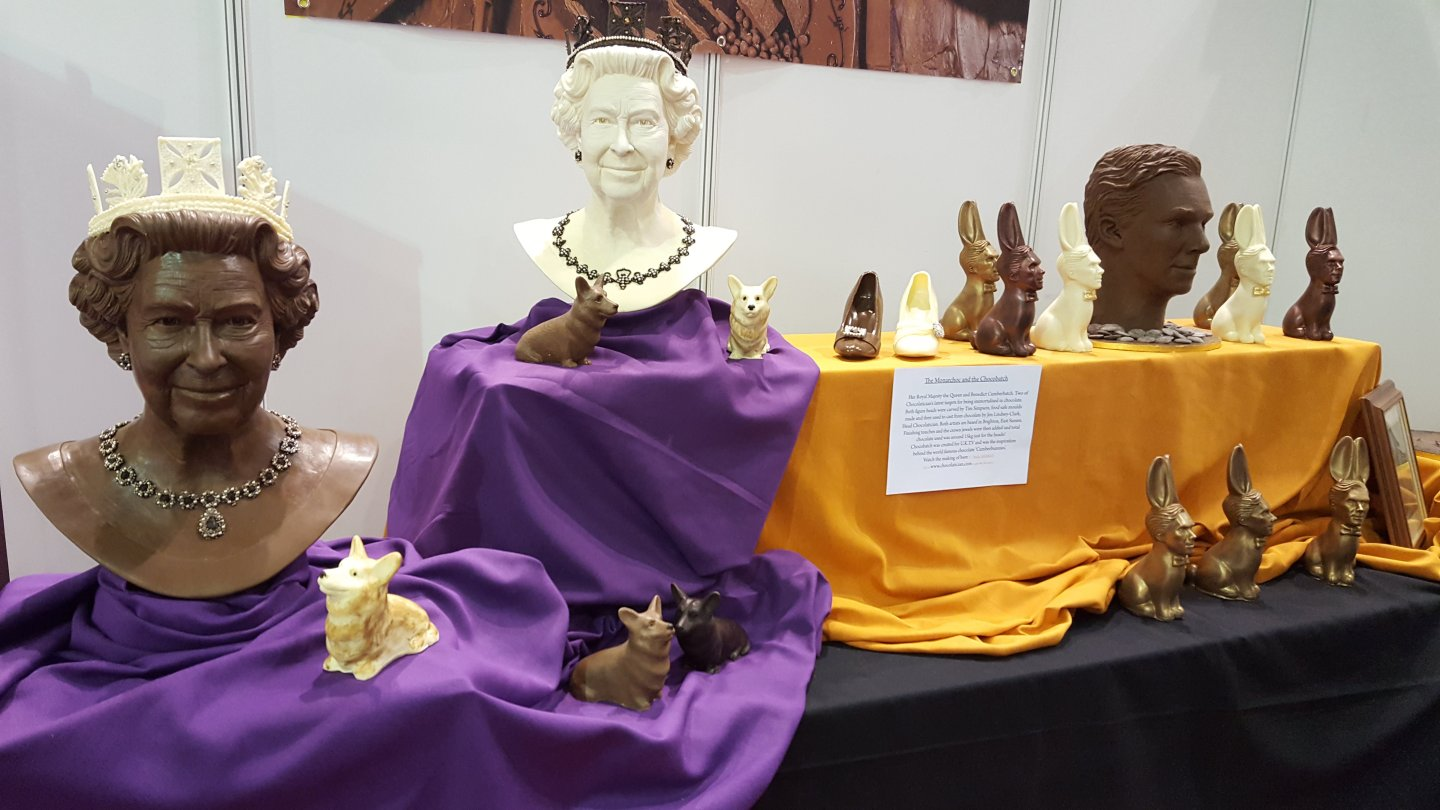 The Chocolate Show 2016