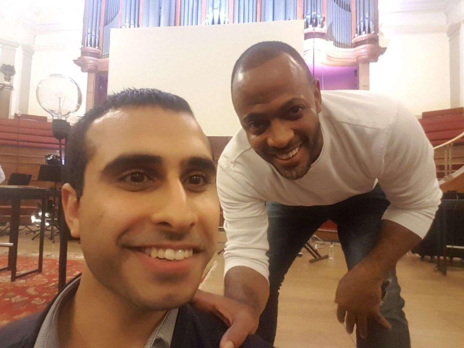 Omar Regan & I