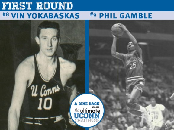 Vin Yokabaskas vs. Phil Gamble