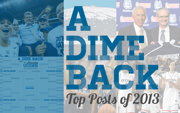 A Dime Back: Top posts of 2013