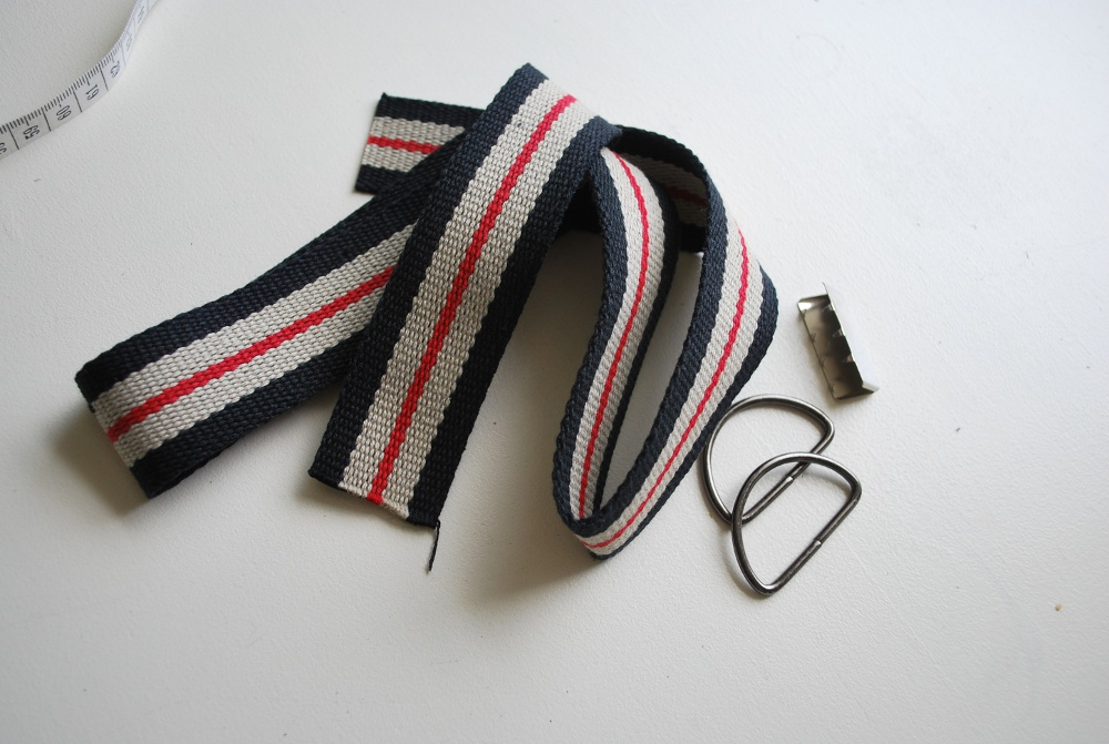 Nautical Belt {Tutorial} (2/6)