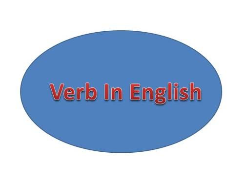 Pengertian Verb Dalam Bahasa Inggris Dan Macam-Macamnya
