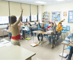 Percakapan Guru Dan Murid Di Kelas Dalam Bahasa Inggris