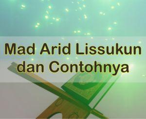 Pengertian Mad Arid Lissukun Dan Contohnya Dalam Surat Al Baqarah