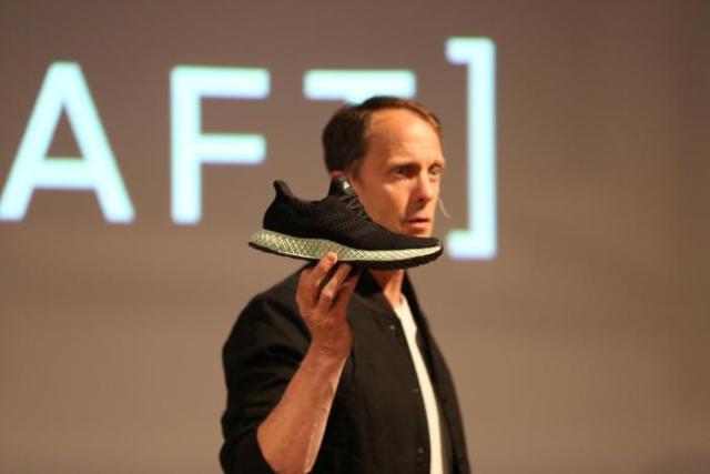 Adidas начнет массовое производство напечатанных на 3D-принтере кроссовок