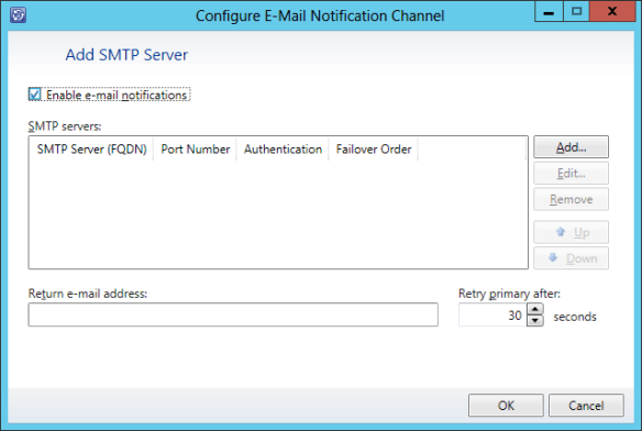Config Email Notifications 05