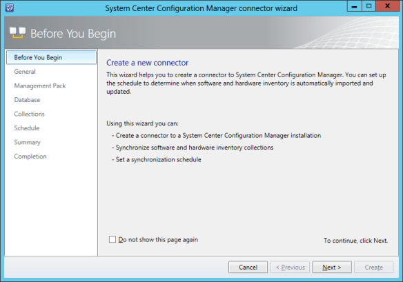 Config SCCM Conn 04