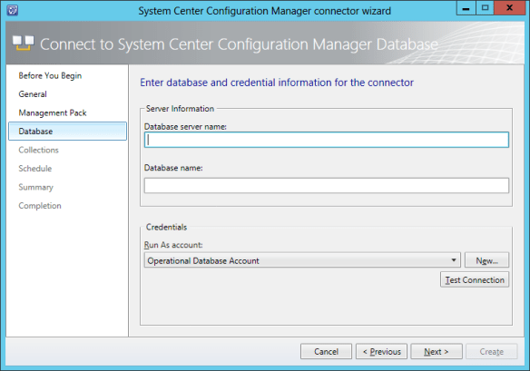 Config SCCM Conn 07
