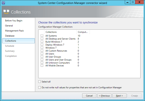 Config SCCM Conn 08