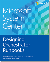 Designing Orchestrator Runbooks Cover