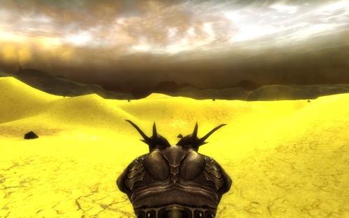 Jujundu ride in the sulfurous haze
