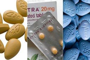 3 Medicamentos Para La Impotencia En El Hombre