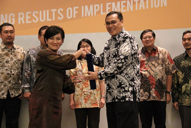 Adira Finance Penerima Penghargaan Indonesian MAKE Study 2016