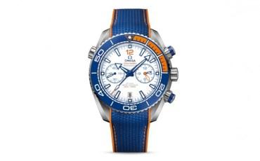 Jam Tangan Edisi Michael Phelps dari Omega