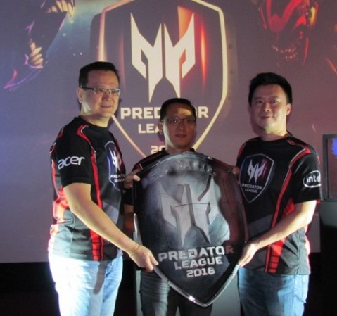 Acer Dukung eSports Indonesia Lewat 'Asia Pacific Predator League 2018'